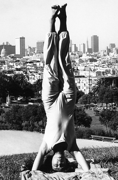 Yoga e Donna. Barbara Woehler. San Francisco