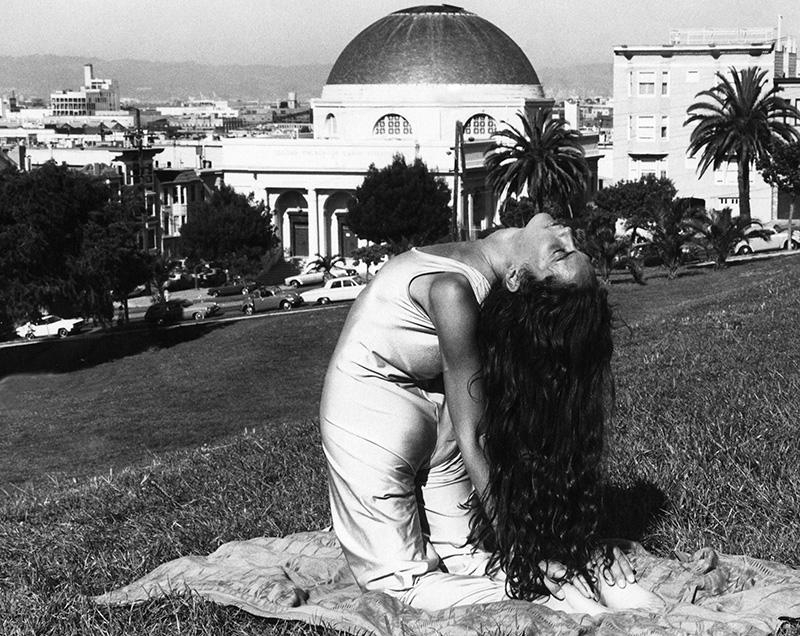 Yoga e Donna. Barbara Woehler. San Francisco