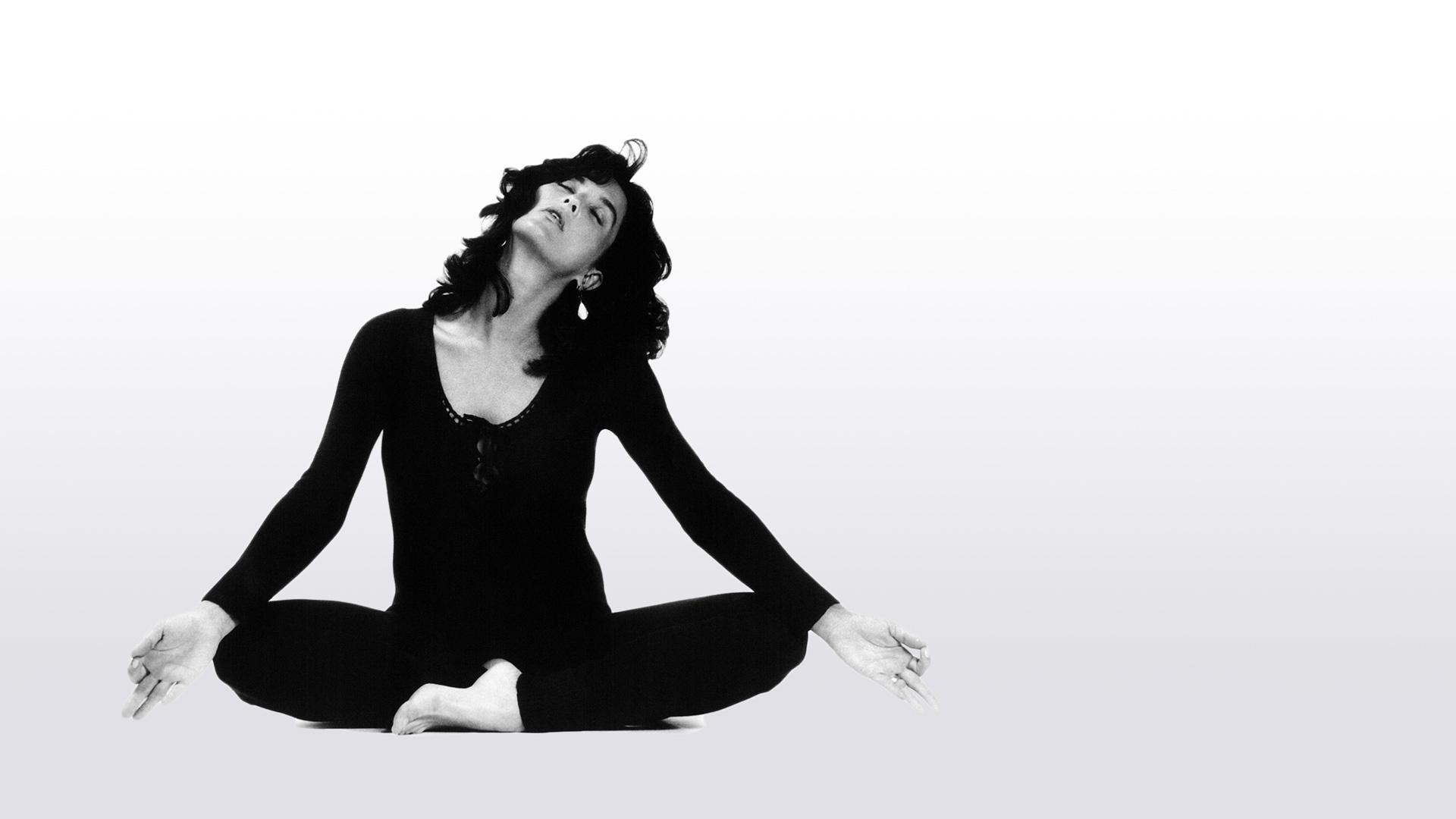 Barbara Woehler. Yoga e Donna
