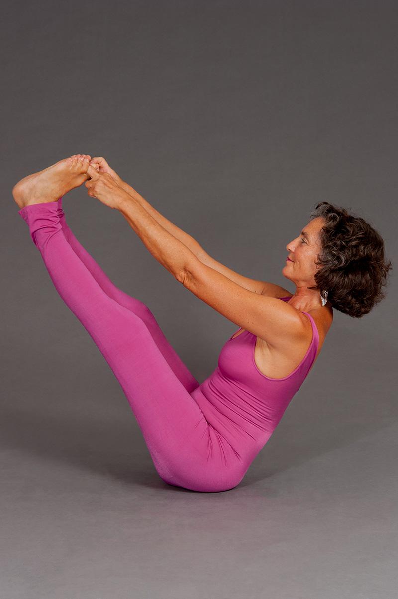 Yoga e Maturità. Barbara Woehler