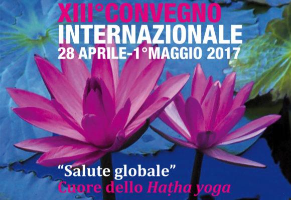 Barbara Woehler al XIII Convegno Internazionale Yoga Acitrezza