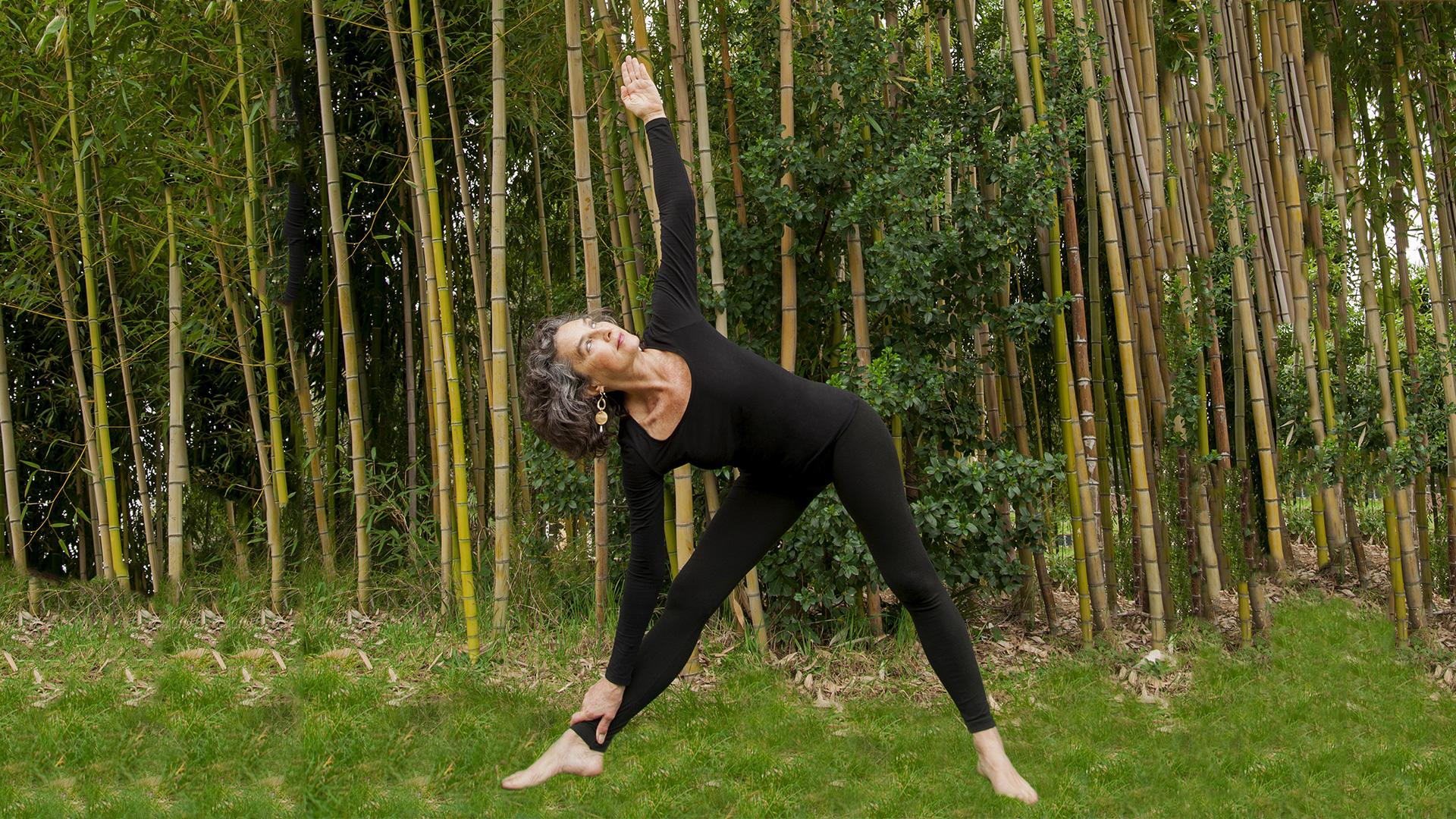 Barbara Woehler, yoga e menopausa